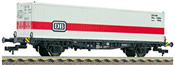 German 2-axle Container Car of the DB