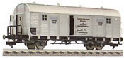 DRG Wood Box Car Fischtransport