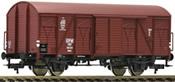 Boxcar type Kddet