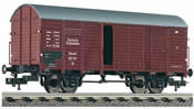 2-axle Box Car Gr 20 of the DRG