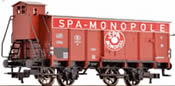 "Refrigerated Wagon ""SPA"""