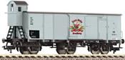 Fleischmann 538007 German Refrigerated Wagon, Dorn-Brau of the DB