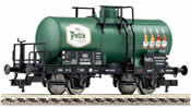 Beer Tank wagon 2 axle, Potts