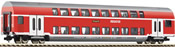 German Double-decker Cab of the DB AG