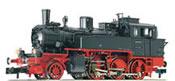 German Steam Locomotive BR 91.3 of the DB