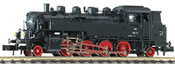 Austrian Steam Locomotive Rh 86 of the ÖBB