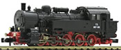 Italian Steam Locomotive class Gr 897 of the FS