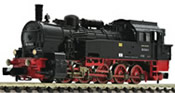 German Steam Locomotive BR 94 of the DR