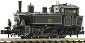 German Steam Locomotive series GtL 4/4 of the K.Bay.Sts.B