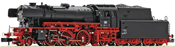 German Steam Locomotive Class 23 of the DB (Sound)