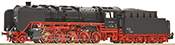 German Steam locomotive BR 44 of the DRG (Sound)