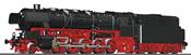 German Steam locomotive  BR 043 of the DB (Sound)