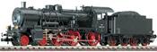 Austrian Steam Locomotive Rh 638 of the OBB (Sound)
