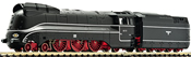 German Steam locomotive BR 01.10 of the DRG