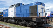 German Diesel Locomotive V100 Volker Rail