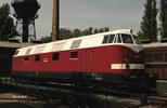 German Diesel Locomotive Class 228 of the DB AG