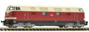 German Diesel Locomotive Class 228 of the DB AG (Sound)