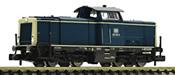 German Diesel Locomotive BR 212 of the DB