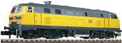 German Diesel Locomotive BR 218 of the DB AG