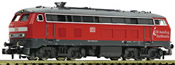 German Disel Locomotive BR218 SYLTSHUTTLE of the DB AG