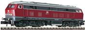 German Diesel Locomotive BR 218 of the DB