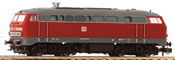 German Diesel locomotive class   218, DB AG