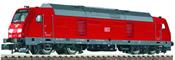 German Diesel Locomotive BR 245 of the DB AG