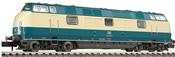 German Diesel Locomotive BR221 of the DB