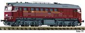 German Diesel Locomotive Class 120 of the DR