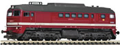German Diesel Locomotive BR 220 of the DB AG, Sound