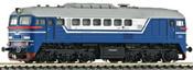 Russian Diesel Locomotive M 62 of the RZD (Sound)