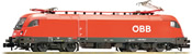 Austrian Electric Locomotive Rh 1116 of the ÖBB