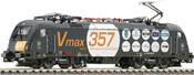 Austrian Electric Locomotive 1216 050 World Record Loco, Sound
