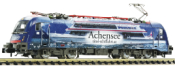 Austrian Electric Locomotive Rh1216 019-0 Achenseeschiffahrt (Sound)