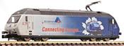 Electric Locomotive Re 465 der BLS , DCC+Sound