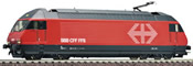 Swiss Electric Locomotive Re 460 of the SBB (Sound)