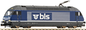 Swiss Electric locomotive Re 465 of the BLS