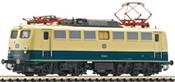 German Electric Locomotive BR 139 of the DB (Sound)