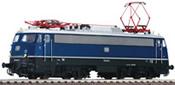 German Electric Locomotive 110.3 w. Crease of the DB