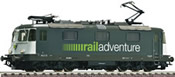 German Electric Locomotive Re 4/4II of Railadventure