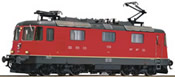 Swiss Electric Locomotive Re 4/4 of the SBB (DCC Sound Decoder)