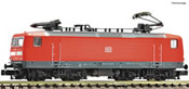 Germany Electric locomotive class 112.1 of the DB AG (Sound)
