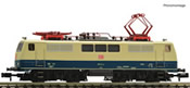 German Electric Locomotive Class 111 of the DB AG