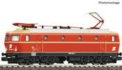 Austria Electric locomotive class 1044 of the OBB (Sound)