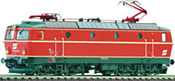 Austrian Electric Locomotive Rh 1044 of the OBB (Sound)