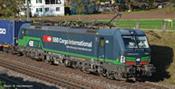 Swiss Electric locomotive 193 258-1 of the SBB Cargo
