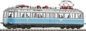 German Panorama Railcar
