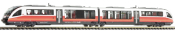 Austrian Diesel multiple unit series 5022 Cityjet of the OBB