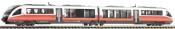 Austrian Diesel multiple unit series 5022 Cityjet of the OBB (Sound)
