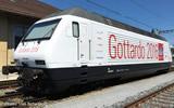 Swiss Electric Locomotive 460 098 Gottardo